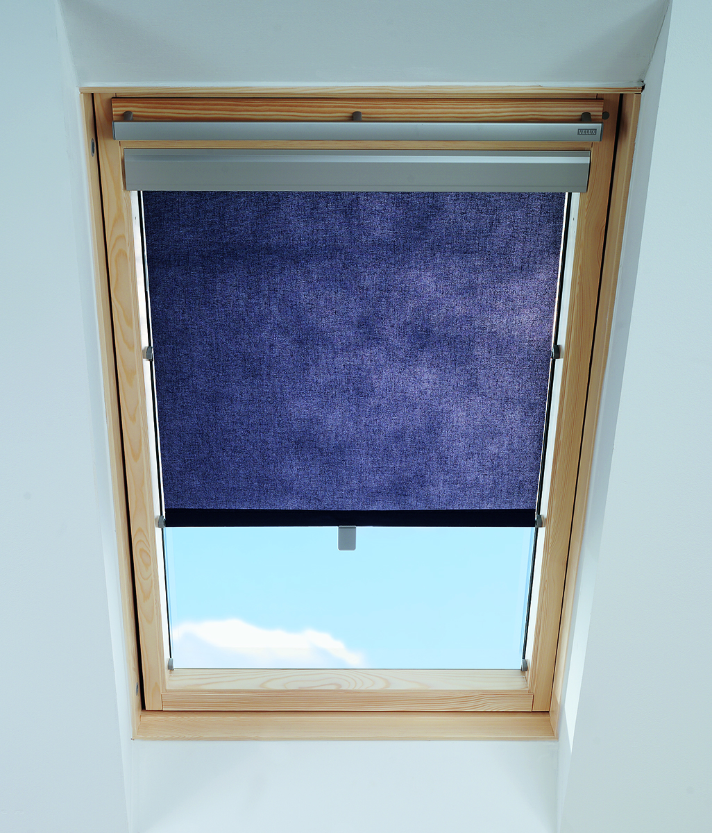 Velux security lock safe and secure roof window skylight for Velux skylight control rod