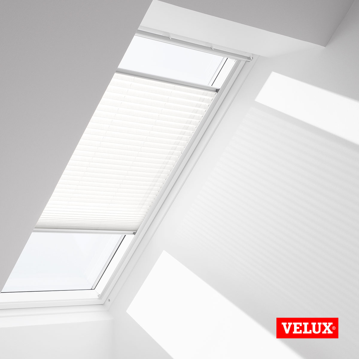 Genuine Velux Pleated Blinds For Skylight Roof Window In Various Colours Ggl Gpl P10 410 3 White 1016