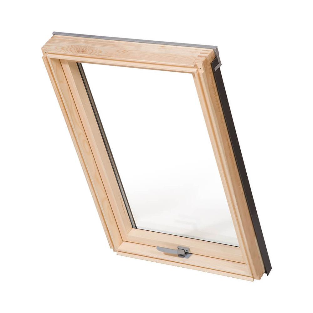 Solstro AAX B500 Dachfenster, Holz mit Schindel-Eindeckrahmen   eBay