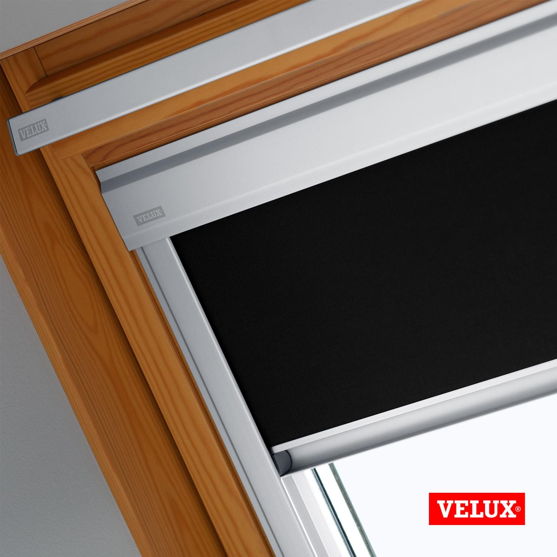 velux verdunklungsrollo classic f r velux dachfenster. Black Bedroom Furniture Sets. Home Design Ideas