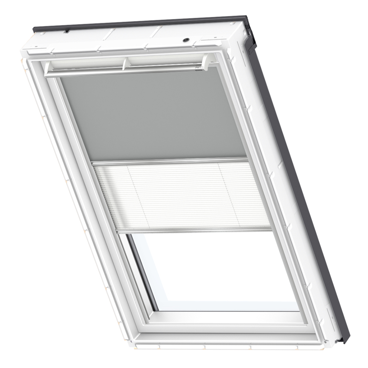 Velux Duo Blackout Blinds For Velux Skylight Roof Windows