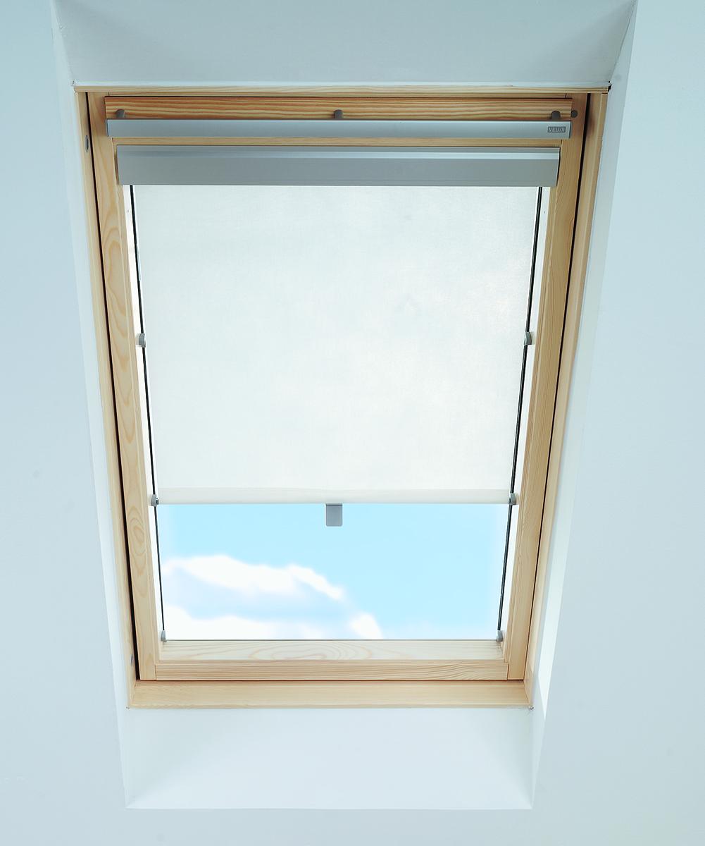 Itzala Roller Blinds For Dakstra Rooflite Roof Window